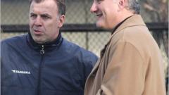 Лафчис: Тодор Батков не разбира от футбол