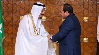 Кайро и Рияд подписаха споразумения