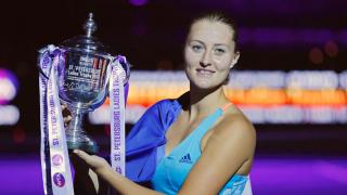Кристина Младенович триумфира в Санкт Петербург