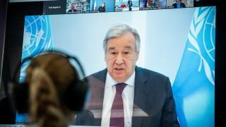 75 г. от ООН: Гутериш поиска подобряване на управлението на света