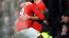 Скоулс поведе Юнайтед към върха