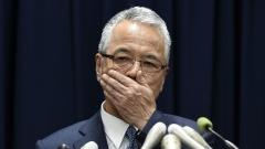 Японският министър на икономиката подава оставка