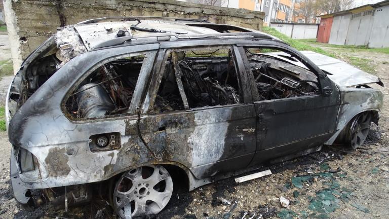 Бомба в лека кола, паркирана в гараж в Стара Загора,