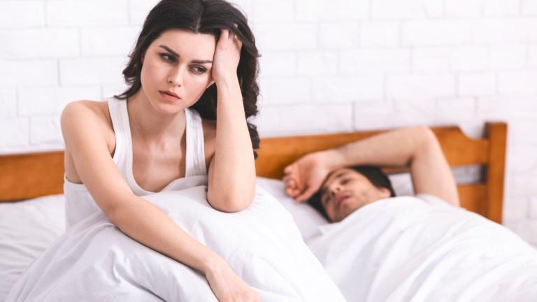 Парадоксалният съвет за по-бързо заспиване