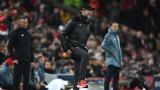 Юрген Клоп: Не съм на седмото небе от щастие след това 0:0