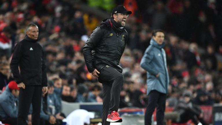 Мениджърът на Ливърпул Юрген Клоп сподели мнението си за нулевото
