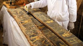 Намериха 2500-годишна мумия в египетски саркофаг в университета в Сидни