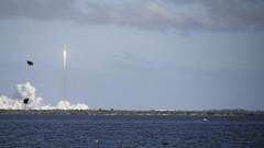 В САЩ се състоя първото търговско изстрелване на ракетата Falcon Heavy