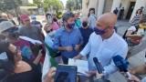 Христо Иванов пита община Бургас защо ограничават достъпа им до Росенец