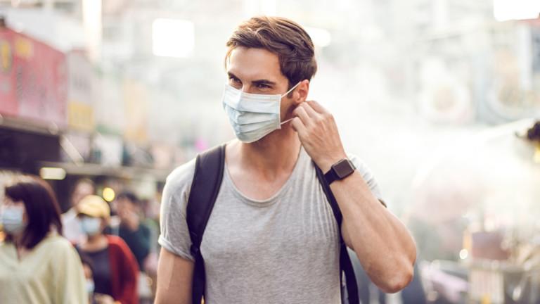 Нов живот за употребяваните маски