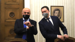 Даниел Митов: Избирателите ще накажат всеки опит ГЕРБ да бъде заобиколен