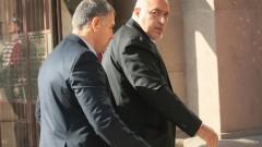 Борисов слуша съдиите, а МВР шефът се съгласява с премиера
