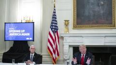 Тръмп: Настоящите мерки срещу Covid-19 постепенно отпадат