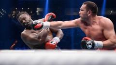 Пулев отпада! Джошуа ще се изправи срещу Кличко