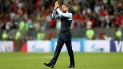 Гарет Саутгейт остава начело на Англия до Световното първенство в Катар