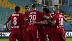 ФК ЦСКА 1948 се наложи с 4:0 над Бдин (Видин) в контрола