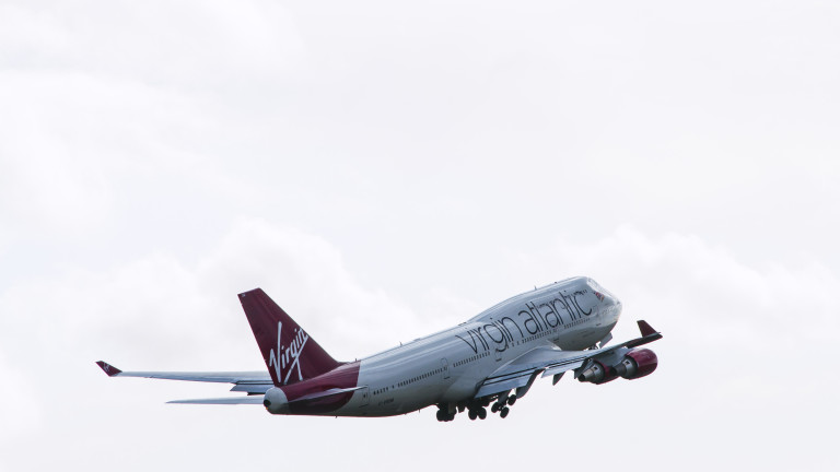 Пътнически самолет случайно превиши скоростта на звука