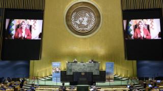 Жанин Аньес официално вън от битката за президент на Боливия