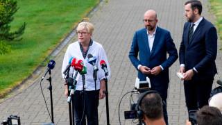 Литва гради стена на границата с Беларус, за да се защити от мигранти
