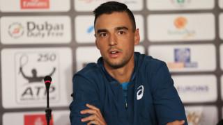 Тенисистът Димитър Кузманов устремен към победна 2020 г.