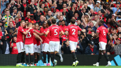 """Скоростен Юнайтед помете Челси в шоу на """"Олд Трафорд"""""""