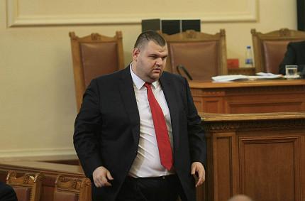 НС отмени избора на Пеевски за шеф на ДАНС