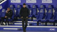 Микел Артета не е притеснен за поста си в Арсенал