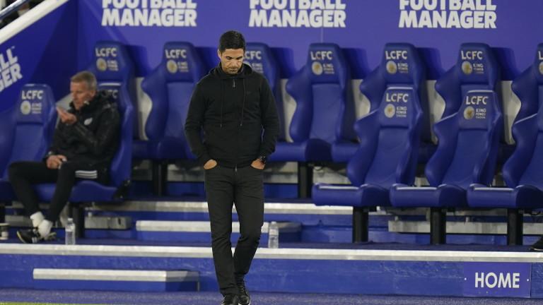 Артета намери обяснение за грешната стъпка на Арсенал