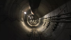 Тунелът на Мъск е готов и скоро ще бъде отворен