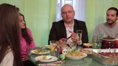 """Шеф Манчев дава кулинарни съвети на героите от """"Не така, брат!"""""""