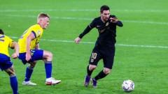 Кадис шокира Барселона и подгони Реал (Мадрид) в класирането на Ла Лига