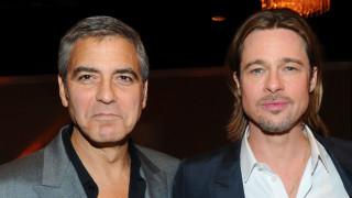 Кой спечели наддаването за новия филм на Брад Пит и Джордж Клуни