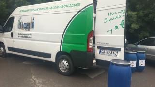 Събират опасни отпадъци от домакинствата във Варна от 24 до 27 юни