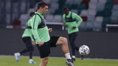 Двама футболисти на Лудогорец с повиквателни за националния отбор