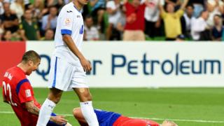 Южна Корея е първият полуфиналист за Купата на Азия
