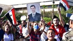 Башар Асад отпуска по няколко долара финансова помощ на чиновниците