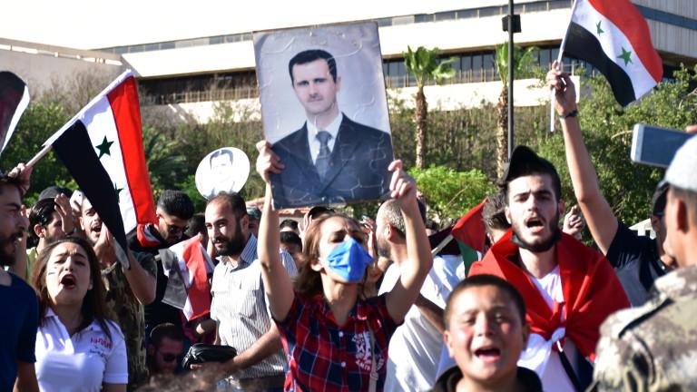 В неделния ден в Сирийската арабска република ще се проведат