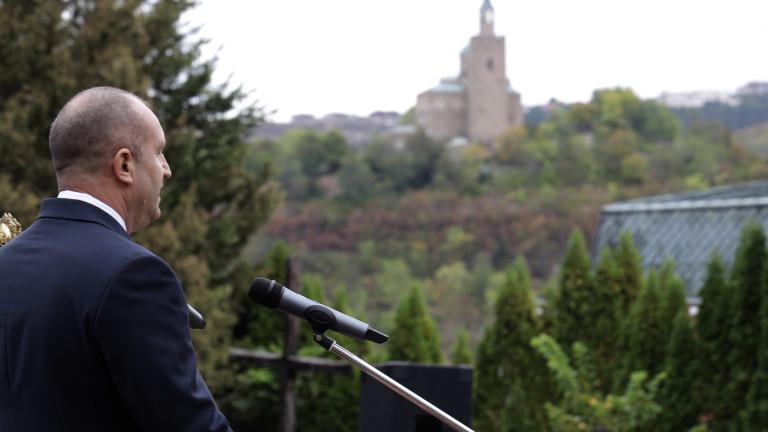 Радев: Докладът е самокритичен и за самия ЕС заради провала в борбата с корупцията