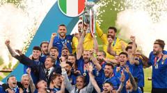 Киелини: Нямаме търпение да празнуваме с цяла Италия