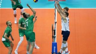 България - Сърбия 17-25, 25-23, 25-23, 21-25, 14-16
