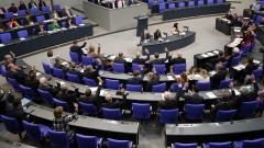 Юристи от Бундестага: Бомбардировките на Запада в Сирия са незаконни