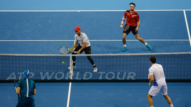 Донски и Лазов паднаха на двойки, приключи българското участие на Sofia Open