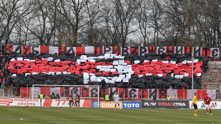 Билетите за ЦСКА - Берое са в продажба