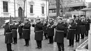 Фестивал на военните оркестри във Велико Търново