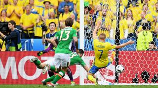 Ирландия изпусна победата след нелеп автогол