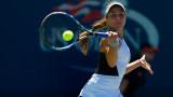 Нов успех за Виктория Томова, преодолима съперничка я дели от основната схема в САЩ!