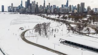 Свирепа зима отне живота на 21 души и остави милиони без ток в САЩ