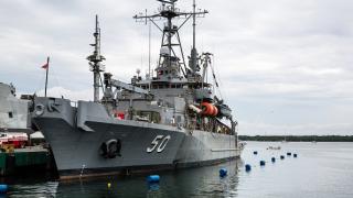 Китай гневен заради американски разрушител в Южнокитайско море