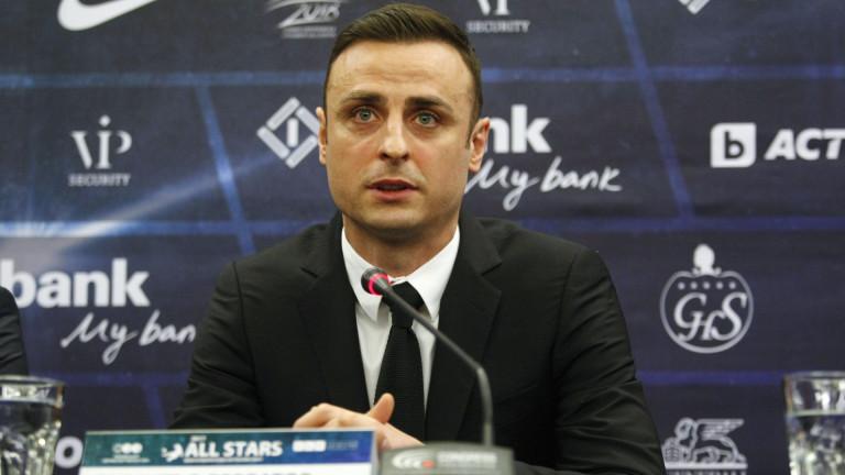 Бербатов: Казах ви - поканeте ме, за да ви оправя футбола!