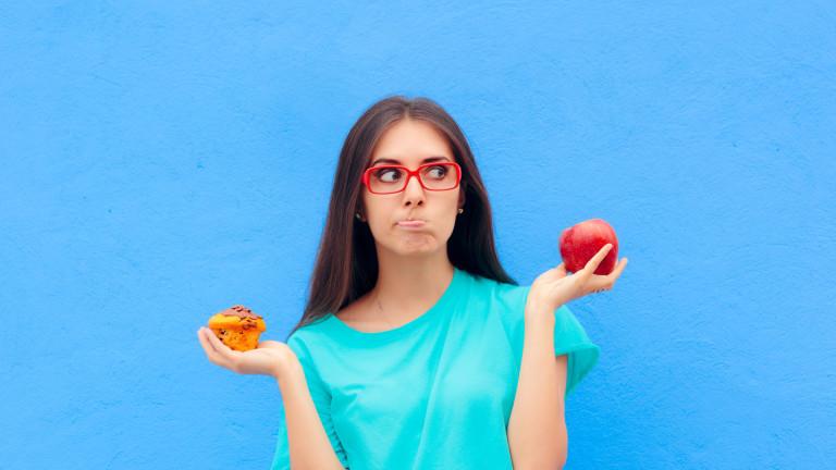 Храненето отдавна не е просто основна необходимост. То е мания,